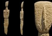 Idole féminine des Cyclades