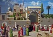 Délégation vénitienne à Damas